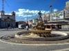 Piazza Duomo L'Aquila - Agosto 2017