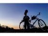 Un palloncino ed una bicicletta
