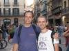 Max & Spakka a Pamplona