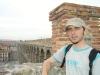 Spakka e l\'Acquedotto Romano Segovia