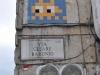 Invaders - Via Cesare Baronio