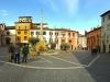 Panoramica Piazza dell'obelisco