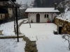 Casa innevata alla Sorgente - 1 Gennaio 2018