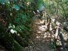 Sentiero verso la Risorgente Imele a Tagliacozzo