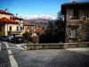 Il monte Velino visto da Tagliacozzo
