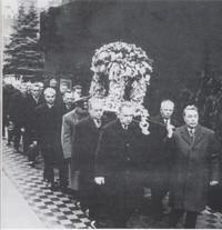 Funerali di Gagarin