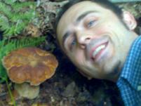 il primo fungo raccolto