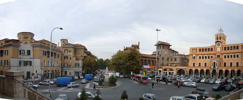 piazza a montesacro