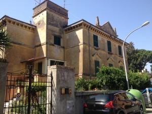 La casa di Orlando Orlandi Via Monte Nevoso,14