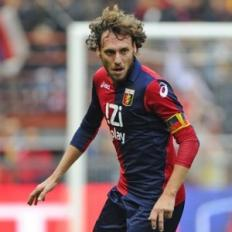 Marco Rossi capitano del genoa