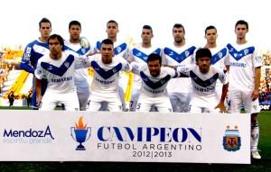 Velez Campione 2012/2013