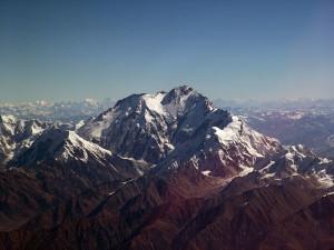 Nanga Parbat montagna