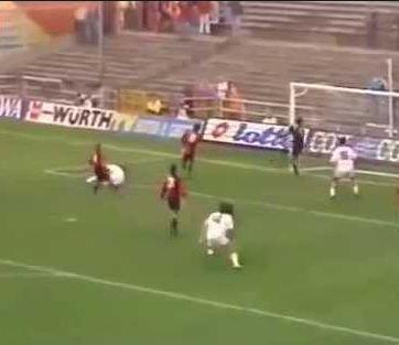 Rovesciata del Condor Genoa-Ancona 1992