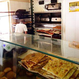Il forno di Maurizio a Tagliacozzo
