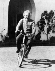 einstain bicicletta