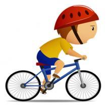 usate la bicicletta per andare a lavoro
